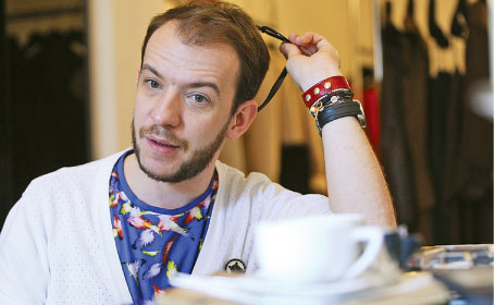 Stephan Pelger, designerul anului 2010