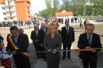 Ministrul Elena Udrea a vizitat judeţul Satu Mare