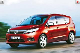 Viitoarea Dacia MPV, printre cele mai aşteptate maşini de familie din Europa