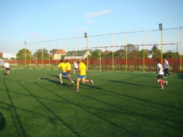 Minifotbal ,etapa a VI-a