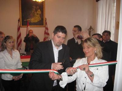 Reprezentant Jobbik şi-a deschis birou la Satu Mare