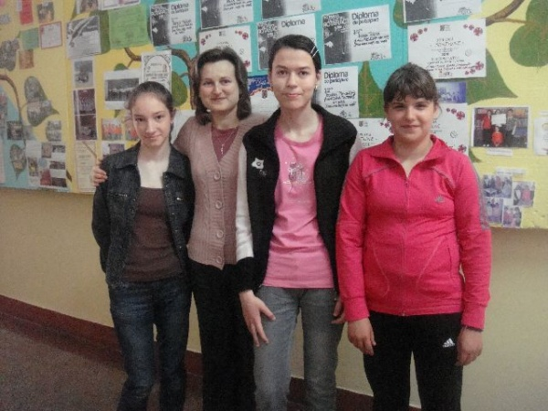 Bucuria muncii împlinite la Şcoala Generală nr.1 Carei