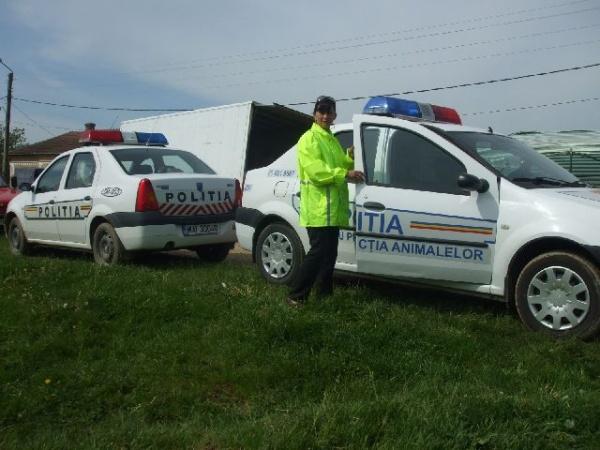 Poliţia Animalelor în acţiune