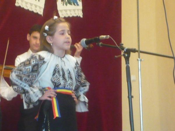 Talente în devenire la Festivalul de la Lipău
