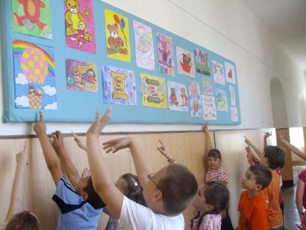 Evenimente organizate în avans de  Ziua Internațională a Copilului