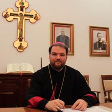 Noul Episcop al Eparhiei Maramureşului şi Sătmarului