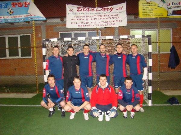 Etapa a şaptea a Campionatului de Minifotbal