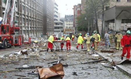 Bilanţ provizoriu al atentatelor de la Oslo: Minim 87 de morţi şi zeci de răniţi