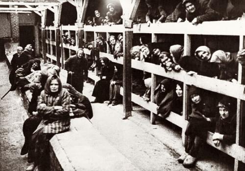 Auschwitz-ul în fotografii