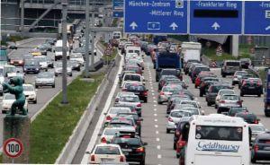 Germania a adoptat taxa de drum pentru străini