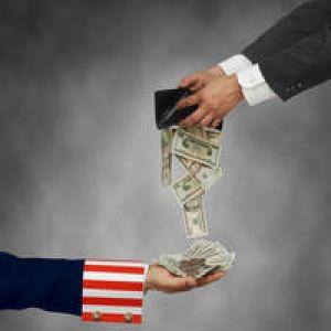 America nu mai are bani. Este la un pas de haos