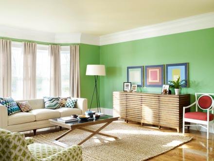 Culori pentru o casă fără stres