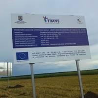 Ne apucăm de cea mai importantă autostradă din România