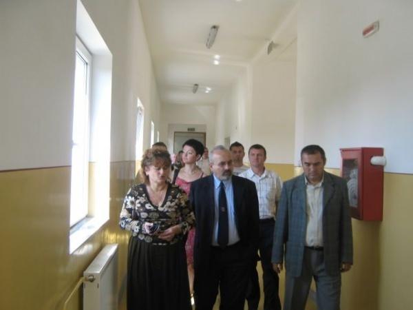 """Proiect transfrontalier derulat la Grupul Şcolar""""Simion Bărnuţiu"""""""