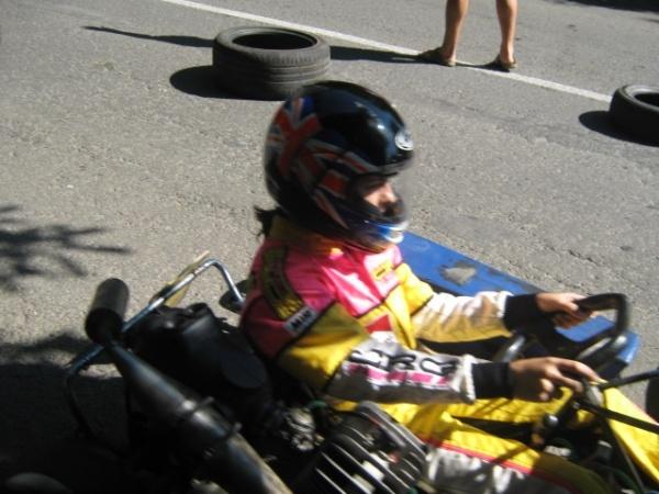 Manşele de calificare la concursul de karting ce deschide AugustFest 2011
