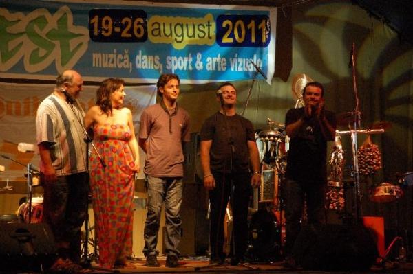 Seara Ritmurilor la AugustFest 2011