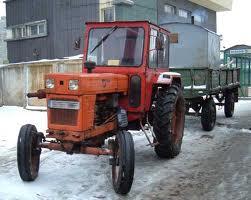 Rabla pentru tractoare şi maşini agricole incepe pe 25 august