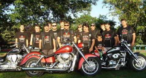 Viking Moto Party la Petreşti
