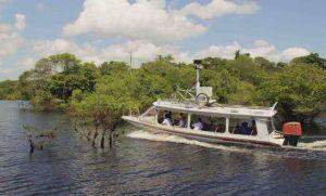 Un fluviu subteran de 6.000 de km, descoperit sub Amazon