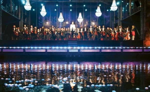 """Primele acorduri în Festivalul """"Enescu"""""""