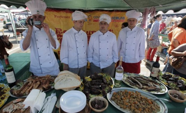 Cluj, capitala gastronomică a Transilvaniei