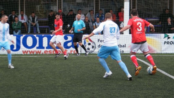 Supercupa României la Minifotbal