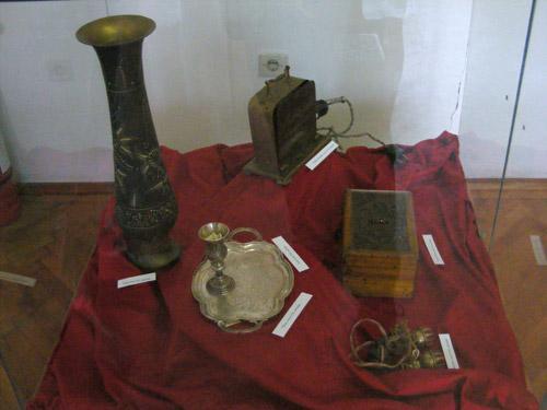 """Timp de o lună puteţi vedea """"Valori culturale salvate""""la Muzeul Judeţean"""