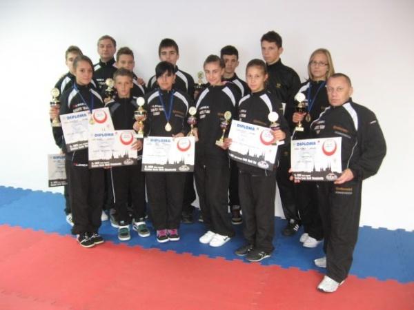 Rezultate excepţionale pentru CS Karate Do B.F.K.S. Carei