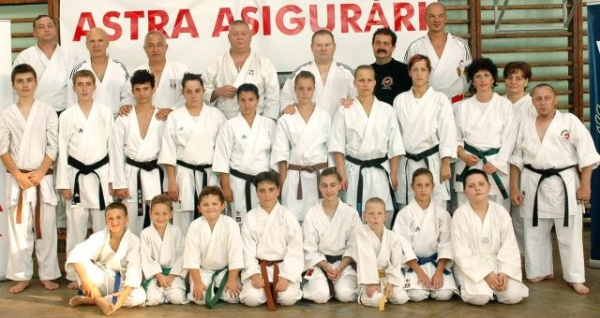 """ Kuranai Karate Open Cup – 2011- Salonta"""