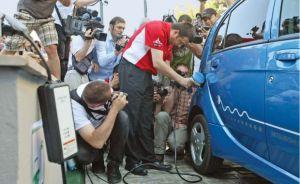 Cum schimbi rabla cu o maşină eco
