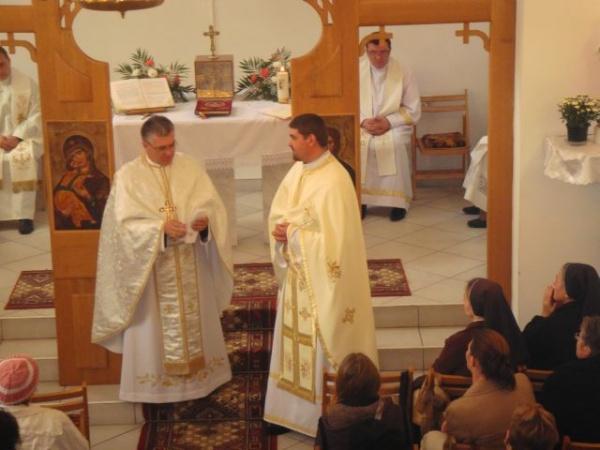 Schimbare de paroh la Biserica Sf.Anton de Padova
