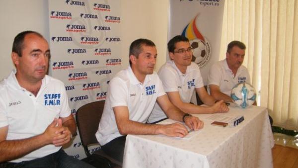 Minifotbalul românesc se pregăteşte de campionatul european