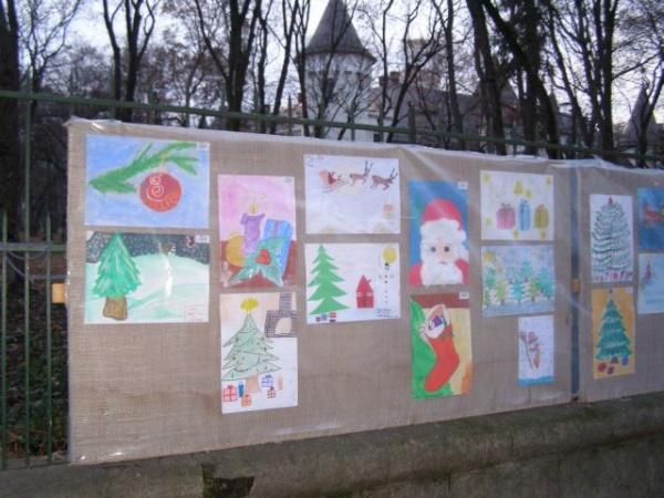 Spiritul Crăciunului în viziunea tinerilor artişti careieni