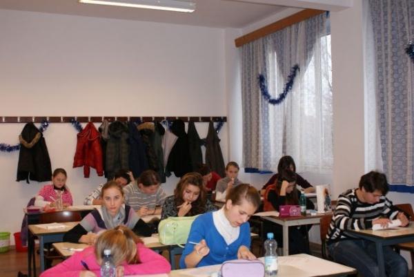 Desfășurarea olimpiadelor școlare din 9 martie