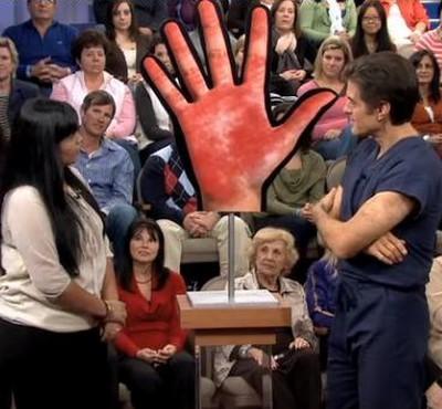 Dr. Oz: 3 boli pe care le descoperi citind în palmă