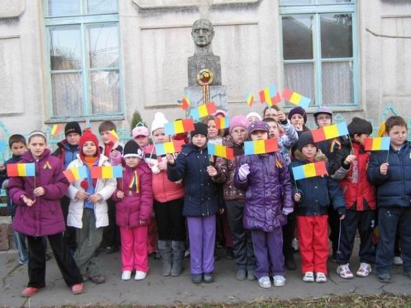 """Un """"Vis împlinit """"la Şcoala Vasile Lucaciu"""