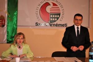 Partidul Popular Maghiar chestionează sătmărenii