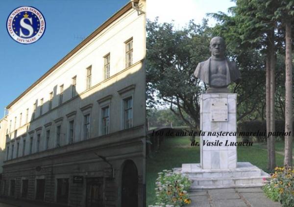 In memoriam Vasile Lucaciu