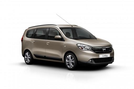 Noua Dacia Lodgy!