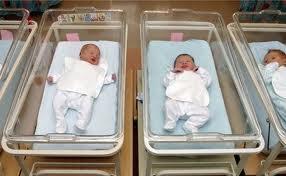 Primii născuţi  în 2012