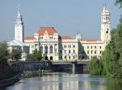 Oradea este Capitala Verde a României în 2012