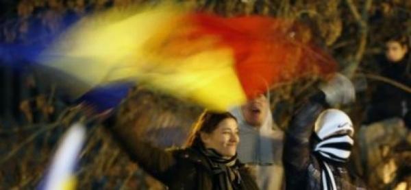 Proteste în toată România: Cod albastru de alertă la ISU