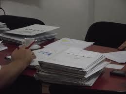 Dosar penal pentru săvârşirea infracţiunii de fals în declaraţii