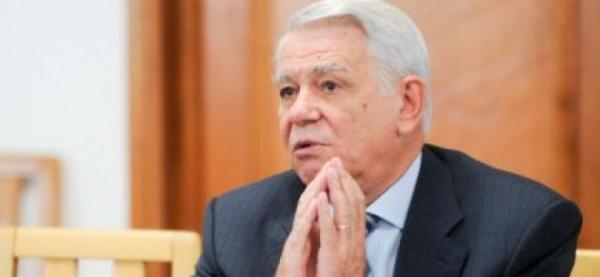 Parlamentul se reuneşte pentru validarea lui Teodor Meleşcanu ca director al SIE