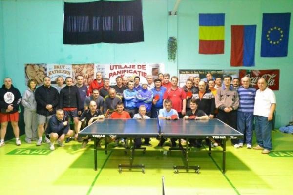 Cel mai mare concurs de amatori la tenis de masă