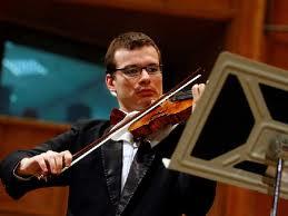 Violonistul Alexandru Tomescu la Satu Mare