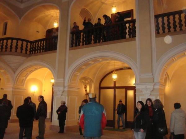 Program de vizitare a Castelului