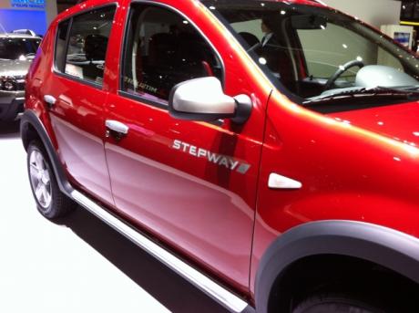 Dacia a lansat modelul în serie limitată Sandero Stepway 2