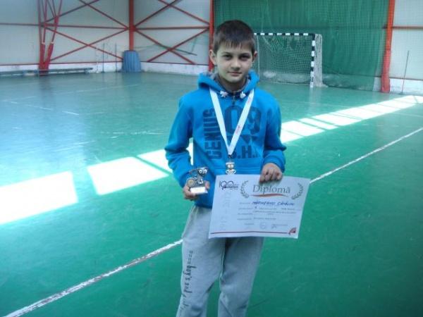 Atletism:o tânără speranţă