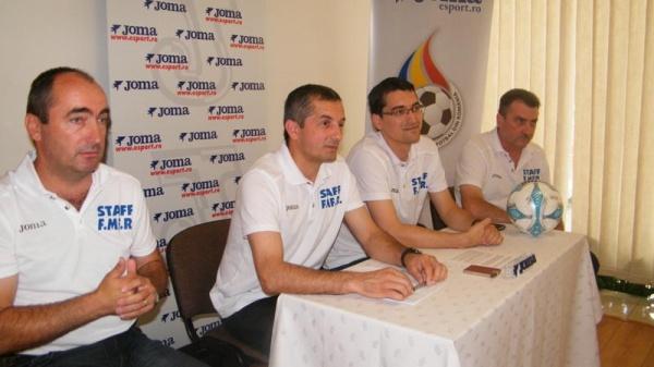 România candidează la preşedinţia Federaţiei Europene de Minifotbal